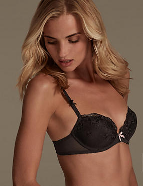 M&S COLLECTION Perfect Fit Padded Push-Up Bra