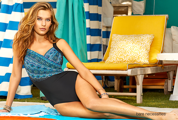 Trendy and Stylish One-Piece Swimsuits: Definitely Not Your Grandma's One-Piece