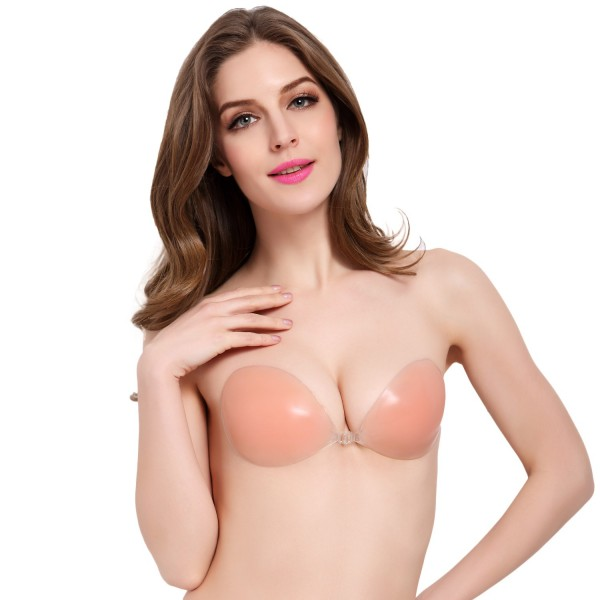 How to Make a Stick-On Bra Last Longer